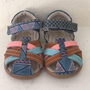 🍃New See Kai Run Sandals
